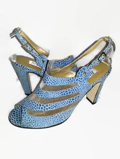#Summer2015 Shoe sale with FREE SHIPPING! #spiegel #sandals #shoes #LYLACS_4U #freeshipping http://www.ebay.com/itm/Leopard-Print-Slingback-Peep-Toe-Sandals-Size-9B-Blushe-by-Spiegel-NWOB-Shoes-/291487071423?ssPageName=STRK:MESE:IT