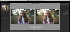 Tips on Editing Workflow