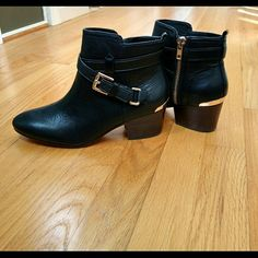 Additional Pics NEW COACH Pauline Booties Gorgeous! Coach Shoes Ankle Boots & Booties