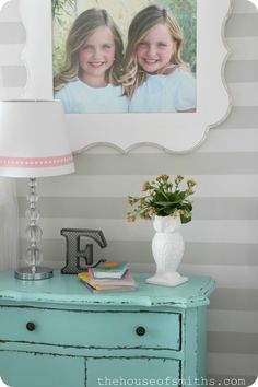 2013 Home Trends We Love - Accenting with Animals Girls Bedroom, Bedroom Decor, Bedroom Ideas, Bedroom Inspiration, Bedroom Wall, Bedrooms, My New Room, My Room, Blue Furniture