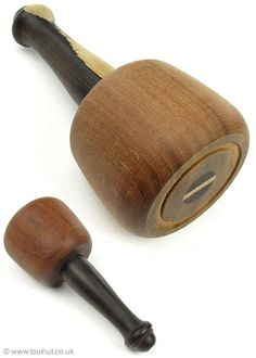 Hammers, Mallets : Umbila and Blackwood Wood Carving Mallet Special