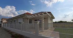 Casa pe parter in Corbeanca | CoArtCo House Foundation, Design Case, Architect Design, House Plans, Outdoor Decor, Home Decor, South Africa, Group, Tips