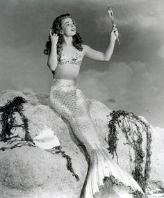"Ann Blyth. ""Mr Peabody And The Mermaid"""