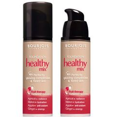 Bourjois  Healthy Mix Foundation: rated 4.1 out of 5 on MakeupAlley.  See 793 member reviews,  ingredients and photos.