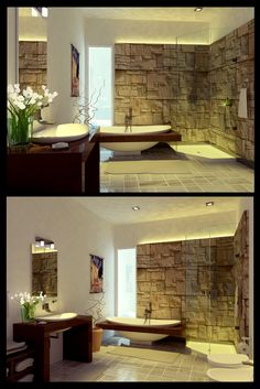 Fashion Is Important In Interior Design Including In The Bathroom A Home Will Never Be