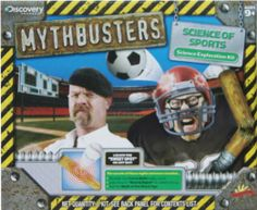 Amazon.com: POOF-Slinky 0SEA2124 Scientific Explorer MythBusters Science of Sports: Toys & Games