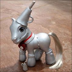 Tin Man My Little Pony - I have not seen these... must find, lol
