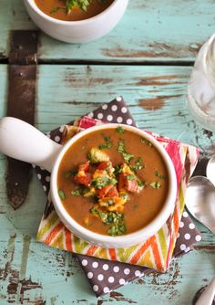 This simple Black Bean Soup is made with nutritious and wholesome ingredients, serves a crowd, and taste fabulous. Perfect for your next family or friend get together.