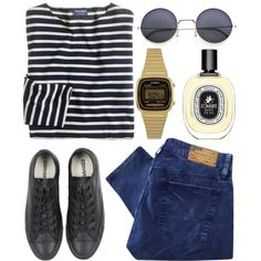 """""""again"""" by clourr on Polyvore"""