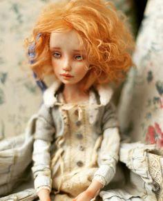 Odilia. Кукла в частной коллекции.