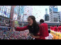 TOKYO2020 Tomorrow begins    Tokyo 2020 Bid Committee PR Video
