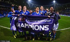 Bolton 0-1 Leicester: Foxes clinch title after Lloyd Dyer's wonder strike sinks Trotters | Mail Online