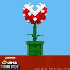 Miniatur-LEGO-Kunst