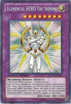 TOPSELLER! Yu-Gi-Oh! - Elemental HERO The Shinin... $0.01