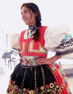 Czech National Dress