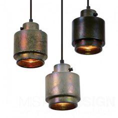 Tom Dixon Lustre Light Round Hanglamp