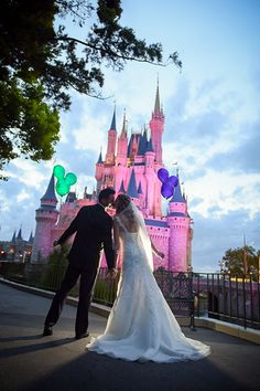 Dream, wish and believe with Disney's Fairy Tale Weddings & Honeymoons. Request a free planning guide today.