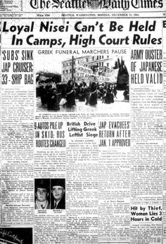 news articles about concentration camps