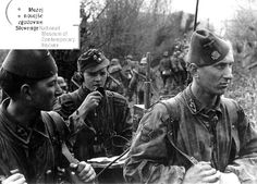 21st Waffen Mountain Division of the SS Skanderbeg