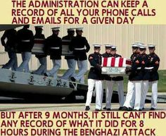 This is so upsetting.....don't understand why our government is doing nothing to bring justice to the Benghazi Attack!!!?