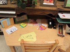 Reggio writing center like whoa!