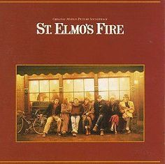 Elmo's Fire (Man in Motion) by John Parr by Robert Mishou This is not the only One Hit Wonder from a soundtrack to a film, but it might be the best one. No need to mention (but I will) that thi… 80s Movies, Great Movies, See Movie, Movie Tv, Movie List, Movies Showing, Movies And Tv Shows, Films Cinema, I Love Cinema