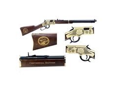 Henry Centennial Lever Action Rifle