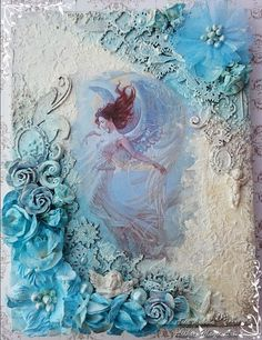 Do You Believe in Angels? - Creative Embellishments