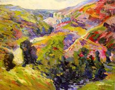 """Armand GUILLAUMIN """"Environs de Crozant"""" (by BoFransson)"""