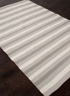 Birch Collection Indoor-Outdoor Area Rug in Gray by Jaipur