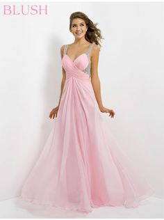Blush 9728 Prom and Homecoming Dress 2014