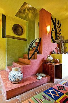 Great Eclectic Staircase