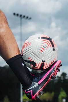 Control on 🔒  The #PhantomGT features an enhanced control texture to help you up your game. — Tap to shop at SOCCER.COM — #playwithskill #soccerdotcom #nikefootball #nike #soccer #phantomgt #phantom #gt #nikesoccer #soccer #soccergear #soccercleats #whitecleats #pinkboots #pinkcleats #whitecleats #blackcleats #blackboots