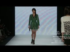 MARC CAIN - Mercedes-Benz Fashion Week Berlin S/S 2014 Collections