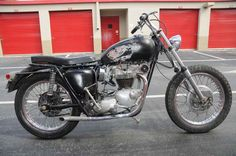 Used 1967 Triumph BONNEVILLE T120R Motorcycles For Sale in Florida,FL. I built this bike in 1976 and rode until after my son was born and then quit riding it in 1982 but changed the fluids and would regular kick the bike over to keep it up. Recently, went back through the bike to get it running again. It is currently in running condition. Strong and fun to ride. Have focused on the mechanical and as you can see from the pictures it needs some paint work and tires. At one point I swapped the…