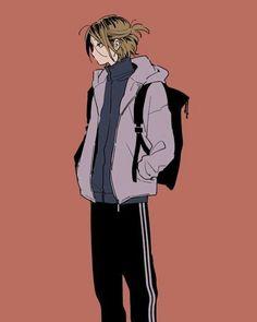 Read Kenma Kozume❤ from the story Haikyuu! Manga Haikyuu, Haikyuu Fanart, Kenma Kozume, Kuroken, Kagehina, Iwaoi, Film Anime, Manga Anime, Cute Anime Boy