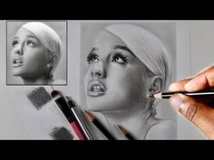 How To Draw Ariana Grande: Step by Step (PART 2)