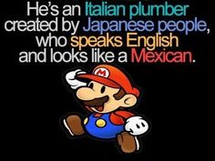 Do you remember Mario? :)