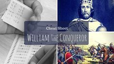 Classical Conversations cycle 2 week 2 William the Conqueror quick facts