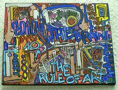 The rule of art by Tarek