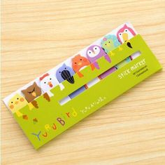 Notebooks & Writing Pads Brilliant Cute Kitty House Cat Dog Bookmark Sticker Sticky Notes Paper Pad Bookmarks