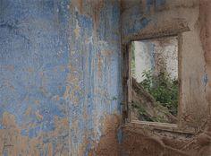 Autor: Jesús Lozano Saorin   Titulo/title: La ventana de la esquina   Tamaño/size: 56x76 cm.  Técnica/technics: Acuarela / Watercolor