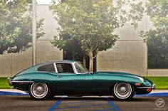 Jaguar E-Type | Flickr - Photo Sharing!