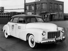 1948 Checker Model-A2 Taxi Cab