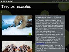 La biodiversidad protagonista del número de Mayo de EFEverde en su kiosco para iPad Enlace para la descarga de la aplicación de iPad desde itunes http://itunes.apple.com/es/app/id504282784?mt=8