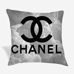 Throw Pillow Covers, Throw Pillows, Chanel Logo, Amazon, Toss Pillows, Amazons, Cushions, Riding Habit, Decorative Pillows