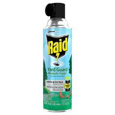 Raid Yard Guard Mosquito Fogger - 16oz