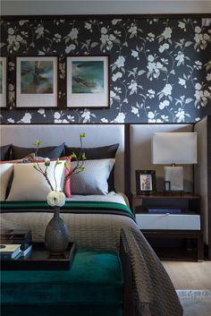 Bedroom Decorating Ideas (559)   https://www.snowbedding.com/
