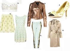 Exclusive TopShop USA Collection