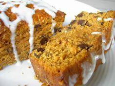 Vegan Pumpkin Chocolate Chip Pound Cake